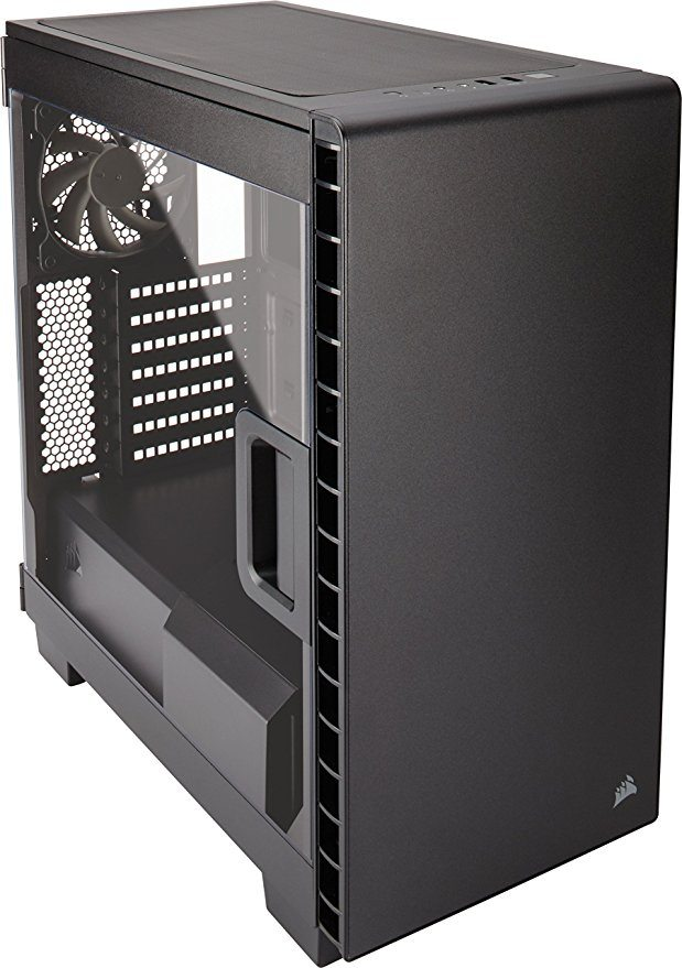 corsair carbide series 400c case