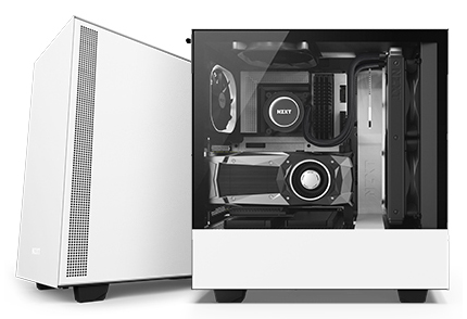 nzxt h500i small micro atx case