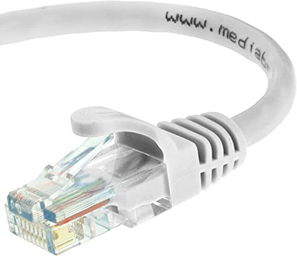100 Feet Ethernet Cable Cat5e // Cat5 250MHz 10Gbps-RJ45 Computer Networking