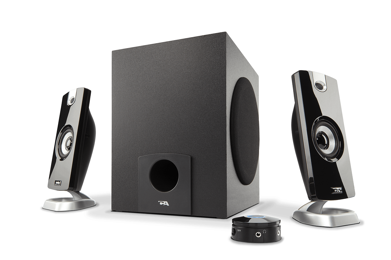 Cyber Acoustics Speakers