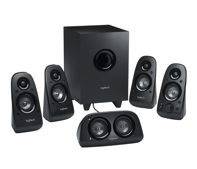Logitech Z906 Surround Sound Gaming Speakers