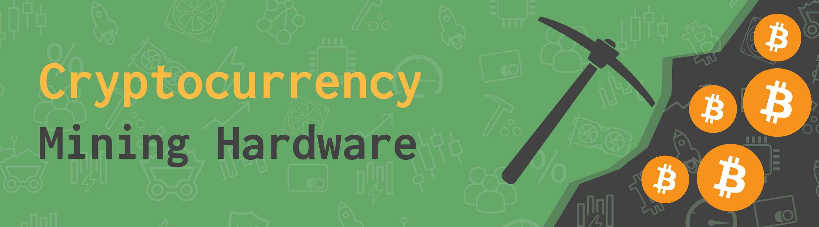 Best Cryptocurrency Mining Hardware CPUs, ASICs and GPUs (2019)