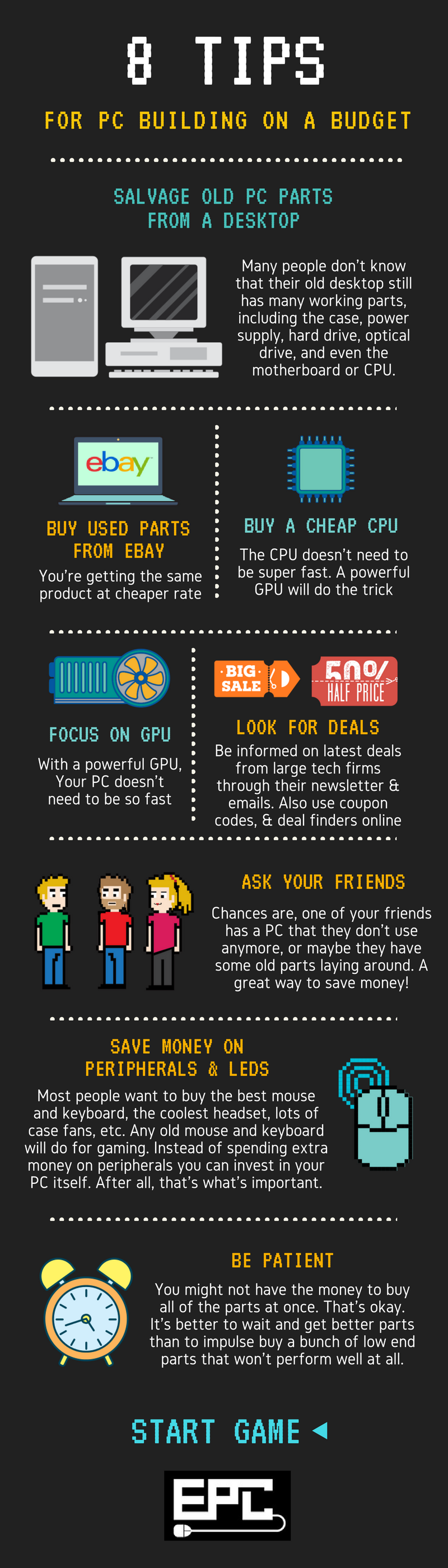 CHEAP PC INFOGRAPHIC