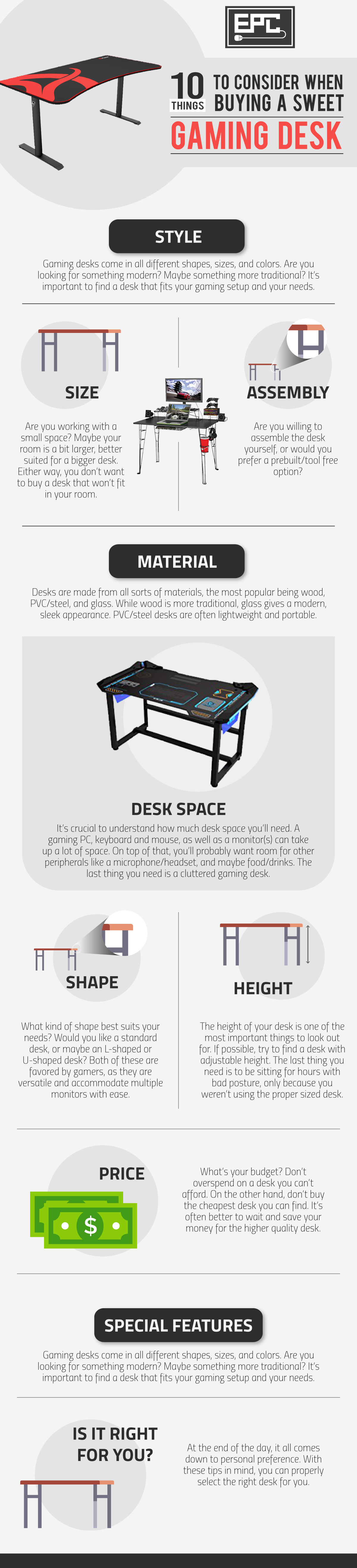 tags corner l computer saving small gaming pin picture space diy desk awesome ideas